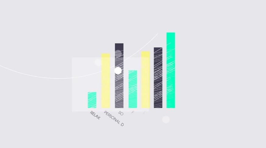 Une vidéo présentant, en motion design, les besoins humains. Maslow, Motion Design, Motion Graphics, Data, Constance Rollet, Stanzy Studio, animation, adobe after effects