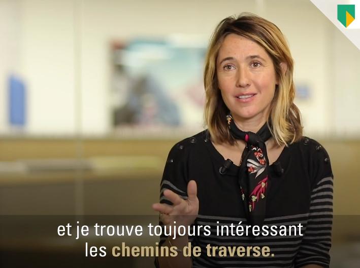 Interview d'aAlexia Laroche-Joubert, pour Neuflize OBC