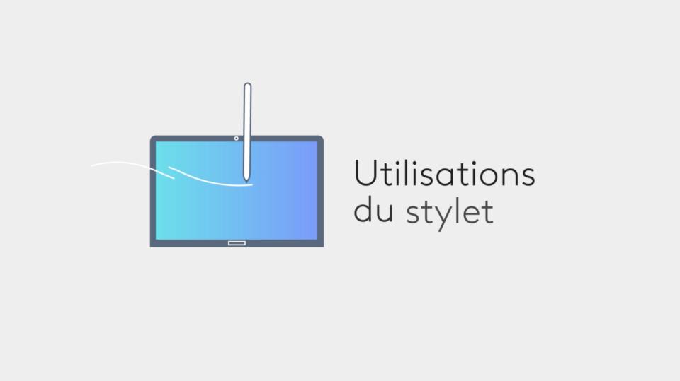 Extrait du tutoriel Lenovo pour France Télévisions
